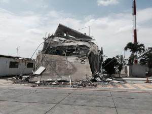 DERRUMBES EN ECUADOR